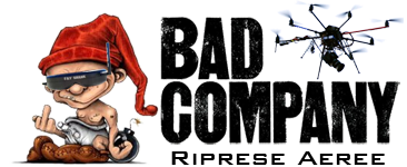 Bad Company – Riprese Aeree Pistoia